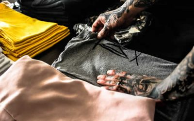 New Clothing Range – The Devil's Playground