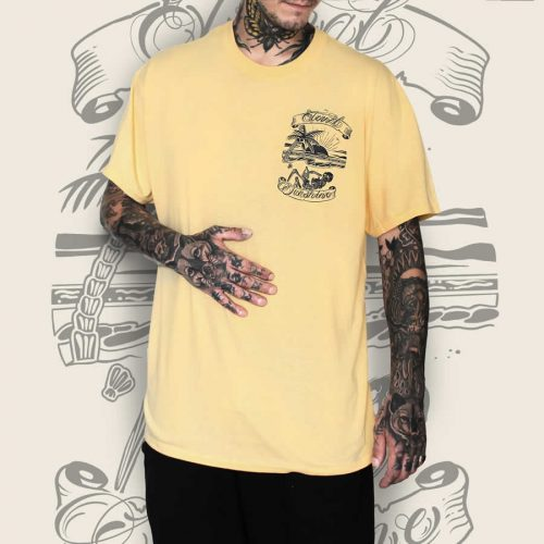 Eternal Sunshine Island T-Shirt Ice Tea