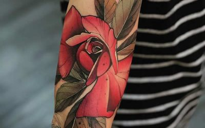 Rose Tattoo Meaning