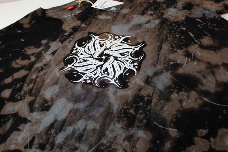 Dark Mandala Black T-Shirt 2XLarge