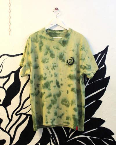Dark Chrysanthemum TieDye T-Shirt
