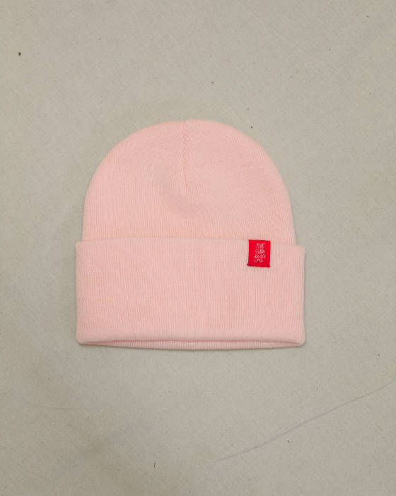 Why Not Pink Beanie